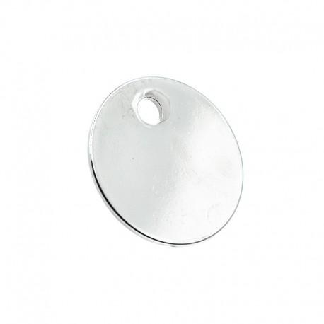 Médaille pour animal ronde diamètre 22mm