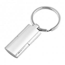 Porte clé rectangulaire long
